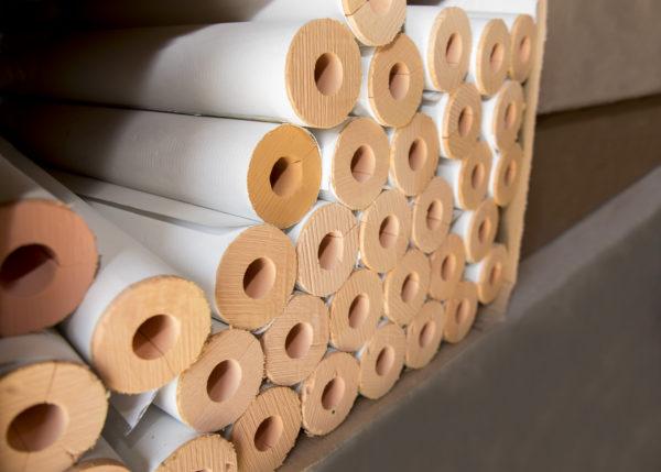 TPS_Phenolic Foam Pipe Insulation